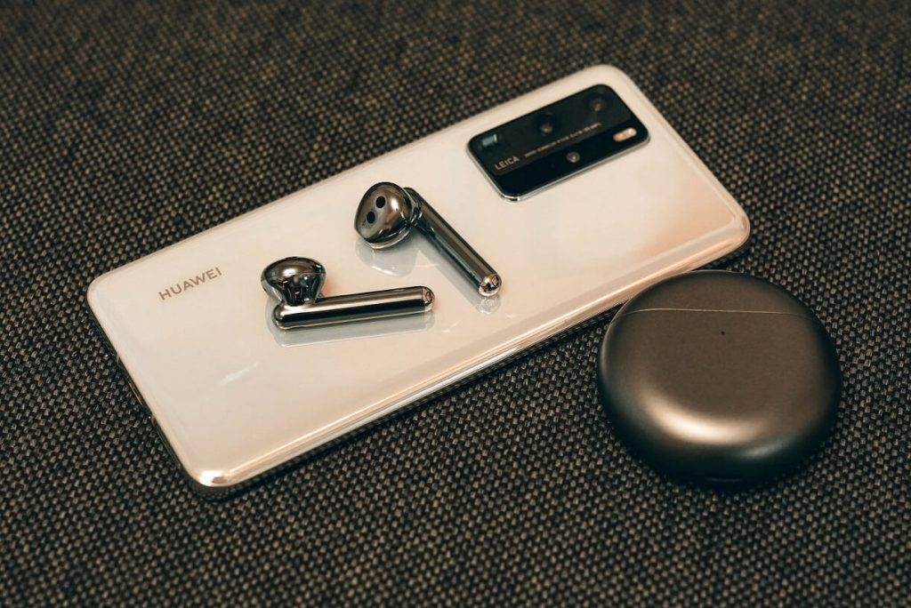Huawei Freebuds 4 austiņu apskats