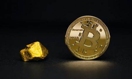 Zelts pret bitkoinu