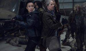 """Klāt pēdējā """"Staigājošie miroņi"""" sezona - ielūkojies seriāla filmēšanas aizkulisēs!"""