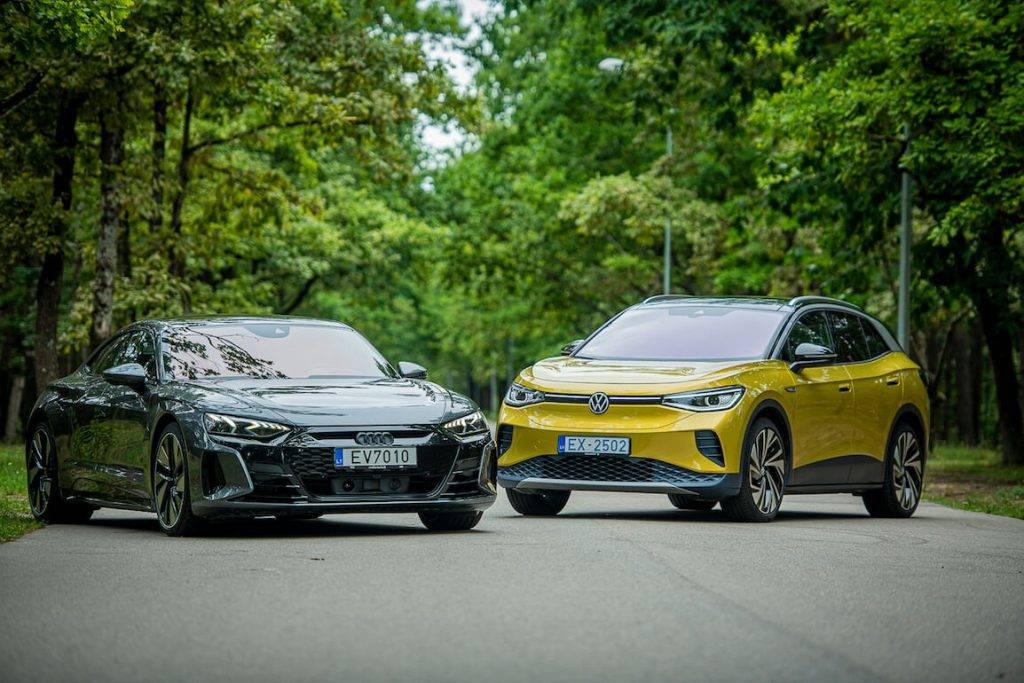 Vairāk nekā 40% jauno automobiļu tirgus pieaugums – Volkswagen un Audi ziņo par strauju tirgus atlabšanu Baltijā