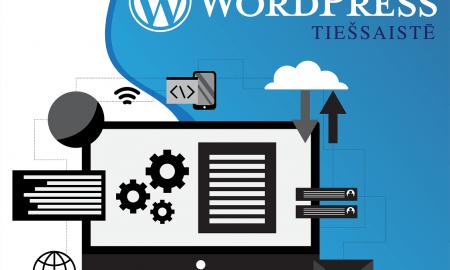 Apgūsti mājas lapu izveides pamatus WordPress vidē