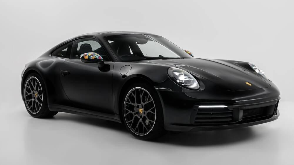 911 Carrera, 2021
