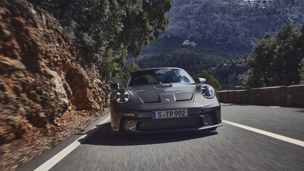 911 GT3 Touring