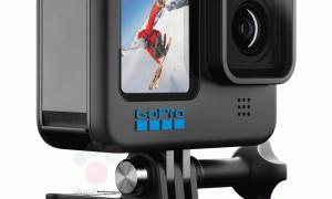 GoPro 10 Black kamera