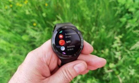 """Viedpulksteņa """"Huawei Watch GT 2 Pro"""" versijai ir sistēmas atjauninājums"""