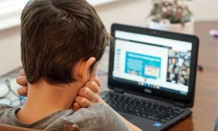 Kas šovasar bērnus interesēja internetā?