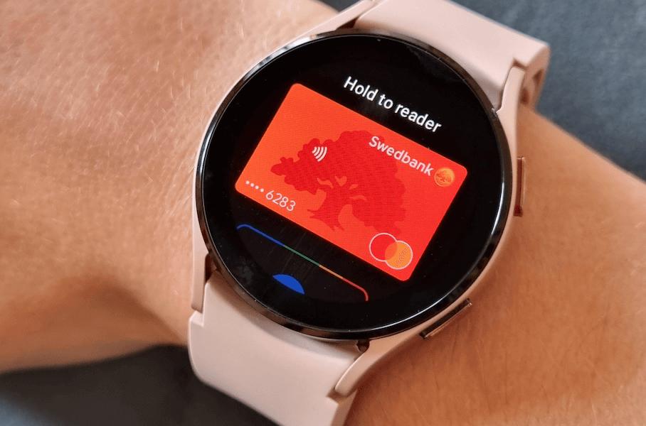 Bezkontakta norēķini ar Galaxy Watch4 viedpulksteņiem – Google Pay arī Latvijā