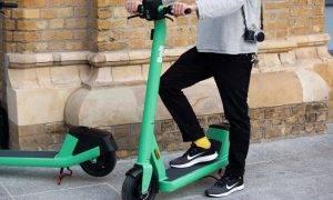 Bolt samazina skrejriteņu ātrumu visos Rīgas parkos