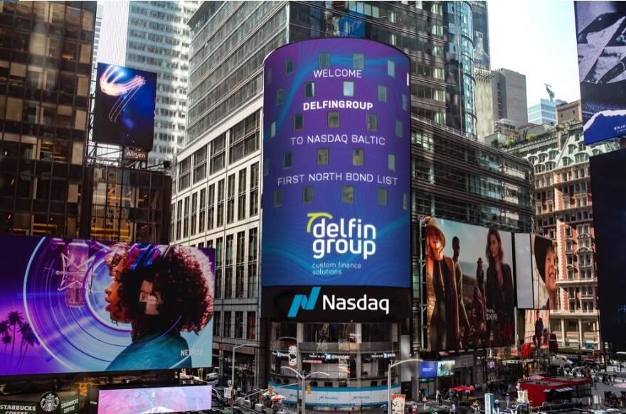 DelfinGroup akcionāru sapulcē apstiprināts IPO prospekts iesniegšanai FKTK