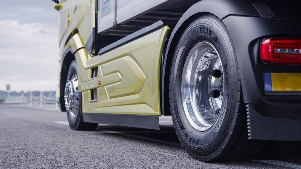 Goodyear prezentē jaunu riepu līniju ar zemu degvielas patēriņu - FUELMAX ENDURANCE