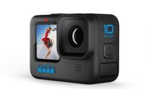 GoPro Hero 10 Black pirmizrāde