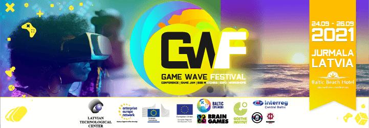 Šodien Jūrmalā tiek atklāts pirmais starptautiskais Game Wave Festivāls