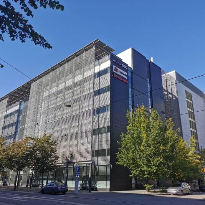 Huawei atklāj Digitālo finanšu un drošības inovāciju laboratoriju
