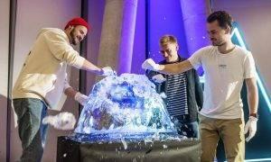 "Piedalies festivāla ""Icebreakers"" 10 000 EUR grantu konkursā!"
