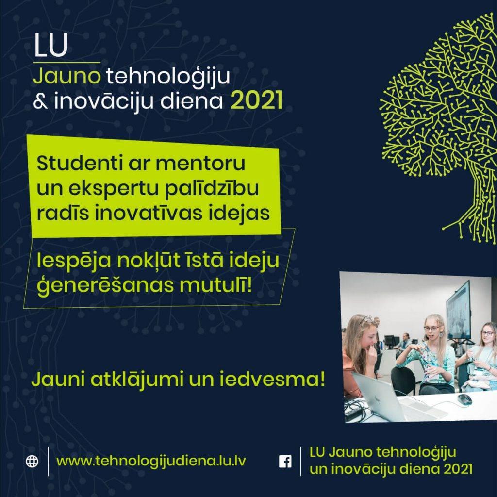 Ideju laboratorija – tava iespēja ietekmēt universitātes nākotni!