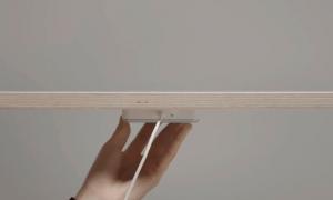 Ikea bezvadu uzlāde