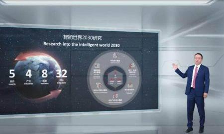 Huawei publisko ziņojumu Vieda pasaule 2030 par nākamā gadu desmita tendencem