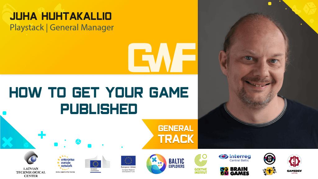 Juha Huhtakallio - viens no zinošākajiem spēļu nozares profesionāļiem