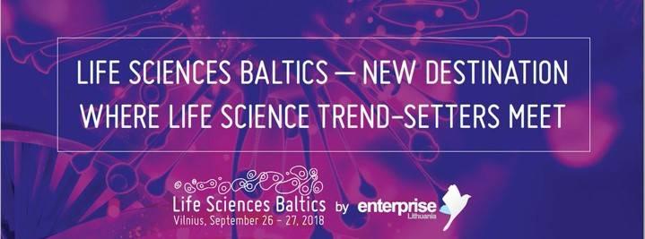 """""""Life Sciences Baltics"""" notiks digitālā formātā no 2021.gada 20. līdz 24.septembrim."""