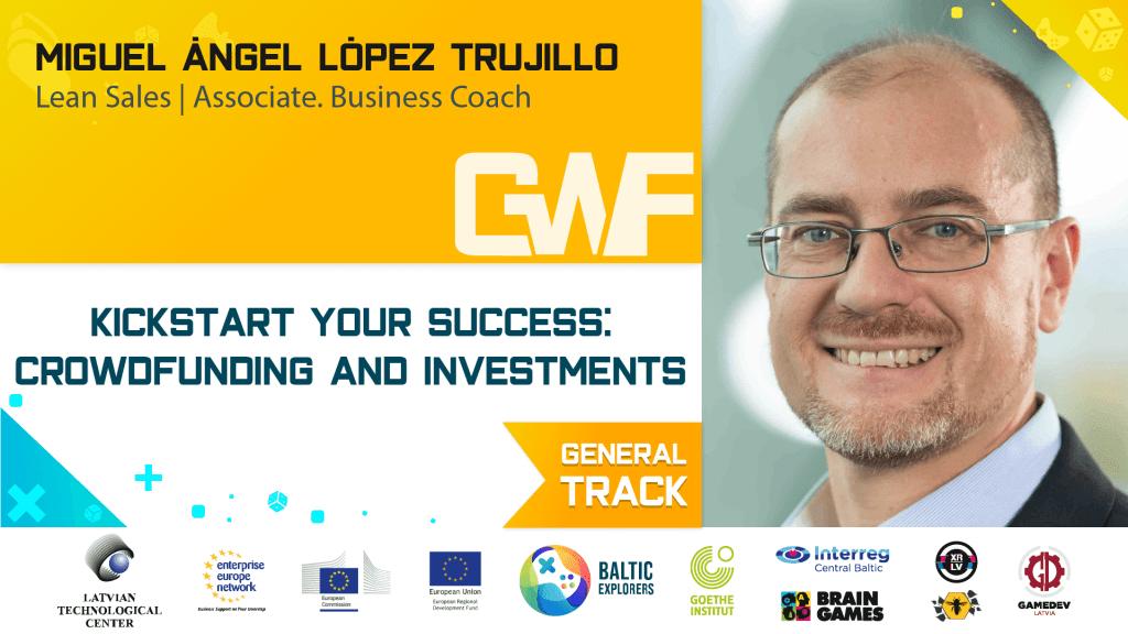 Miguel Ángel López Trujillo - biznesa adminstrēšanas doktors ar vairāk nekā 15 gadu starptautisku pieredzi biznesa attīstībā un izaugsmē, vadībā, stratēģijā un pārdošanā