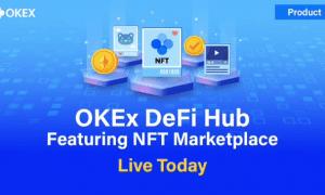 Okex nft projekts