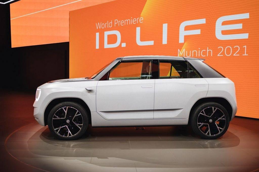 Volkswagen prezentē jauno ID. LIFE