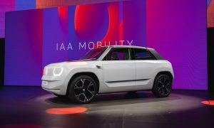 Volkswagen prezentē jauno ID. LIFE – elektriskais konceptauto pilsētas videi