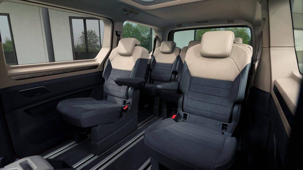 Volkswagen uzsak jauna Multivan iepriekspardosanu