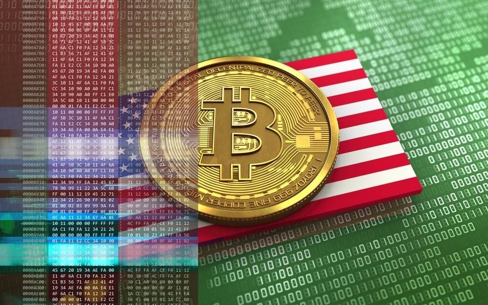 ASV ir pirmajā vietā pasaulē bitkoina mainingā