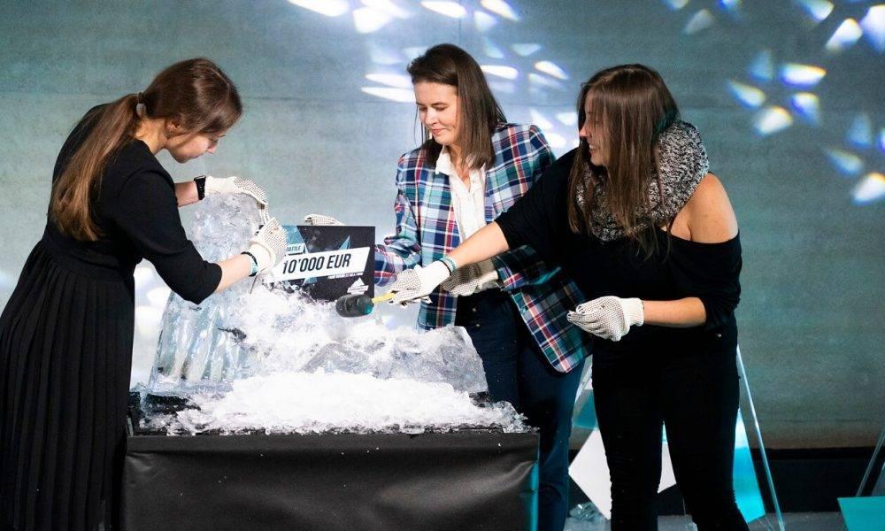 """Noskaidroti biznesa iespēju festivāla """"Icebreakers'21"""" uzvarētāji"""