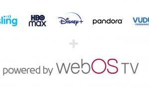 LG ar webOS aprīkotos trešo pušu televizoros palielinās satura pieejamību