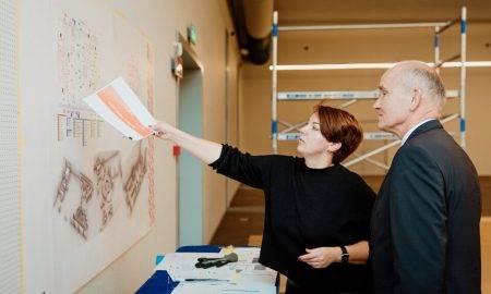 """Norvēģijas karalistes vēstniecības Latvijā pārstāvji apmeklē zinātnes centru """"VIZIUM"""""""