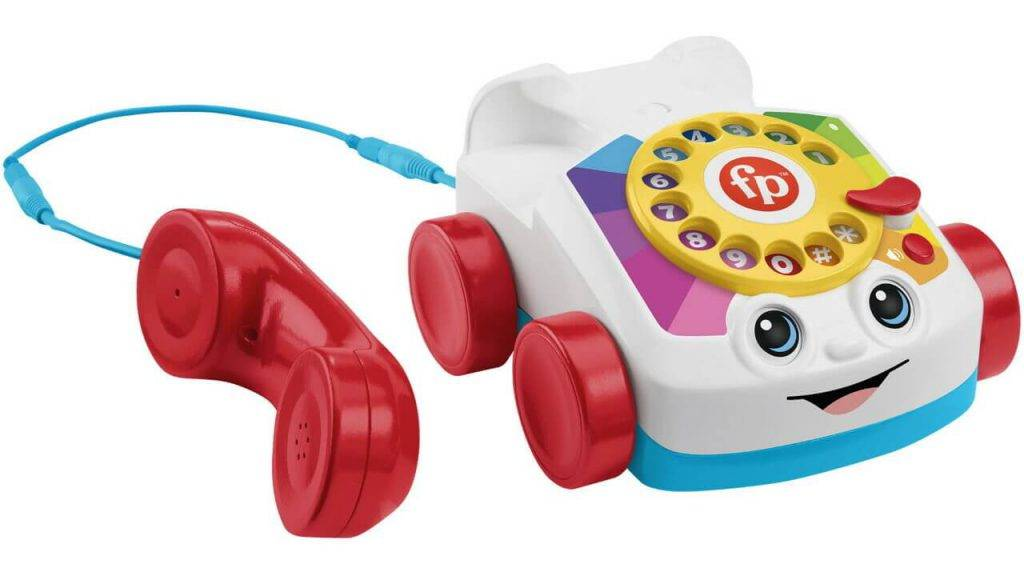 Fisher-Price Chatter telefons